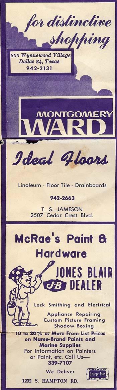 jones blair paint dealers