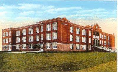 Sunset Hs Postcard